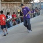 Campeonato de Bocha em Cancha de Areia iniciou no sábado