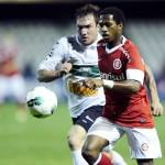 Inter, de Fred, foi superado pelo Coritiba no Couto Pereira