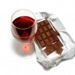 chocolate e vinho podem não ser benéficos ao coração