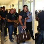 Grêmio começa a viagem para Quito